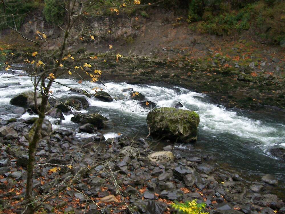 River Way by WaleskaL
