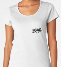 Logang Women's Premium T-Shirt