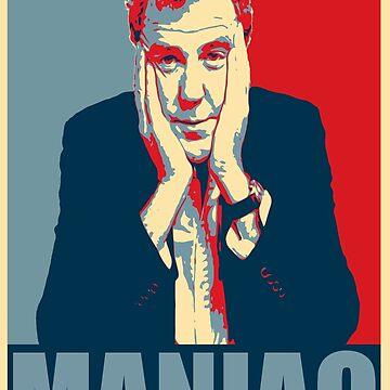 Maniac!  by kurticide