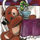 Mr.Bear by Heather Schmader