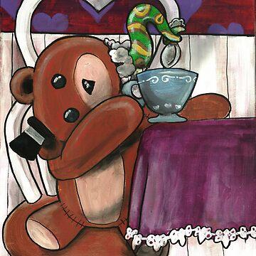 Mr.Bear by 324heathers