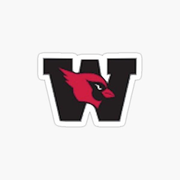 Wesleyan University Logo Sticker