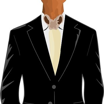 Horse in Business Suit by pda1986