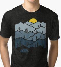 Camping Vintage T-Shirt