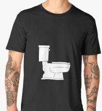 Water Closet Men's Premium T-Shirt