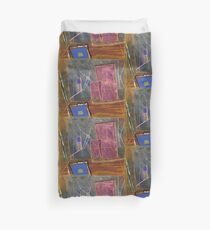 Infinite Rooms Duvet Cover