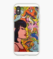 Trip Within My Mind iPhone Case