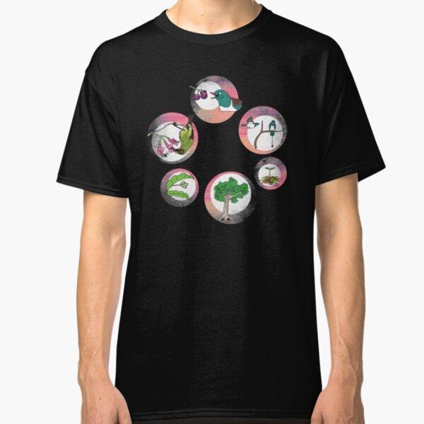 Pūriri lifecycle Classic T-Shirt