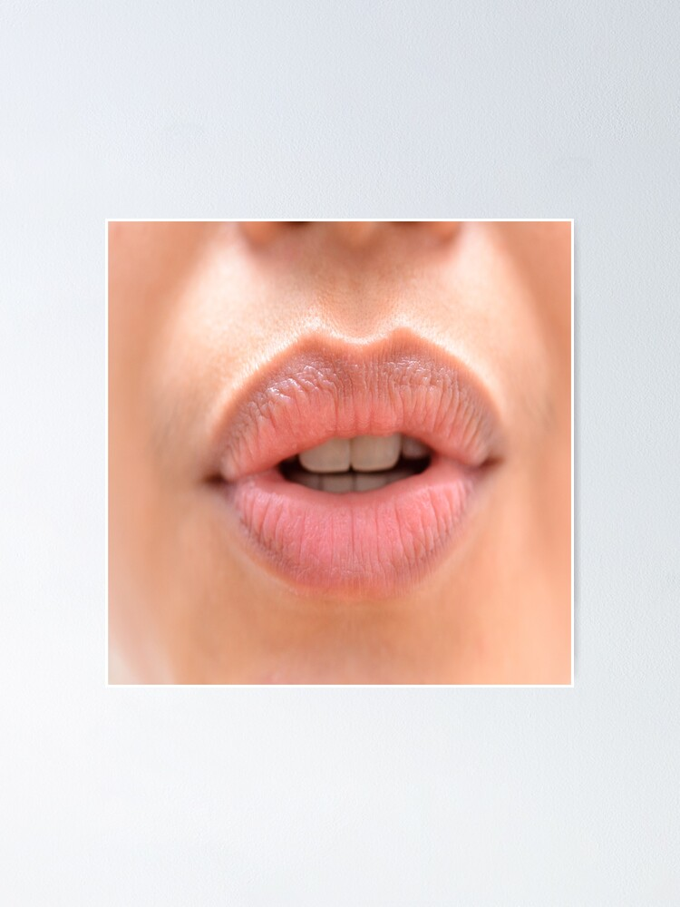 Alternate view of Mouth, os, jaws, gob, trap, kisser Poster
