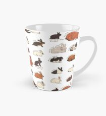 Rabbit Breeds Tall Mug