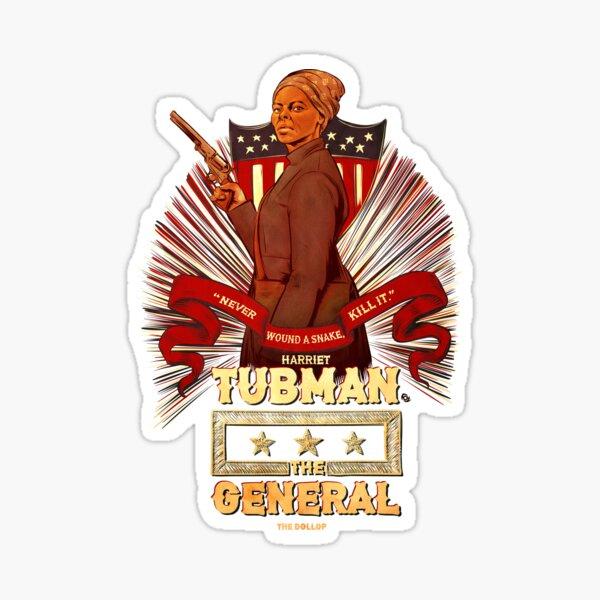 The Dollop - Harriet Tubman Sticker