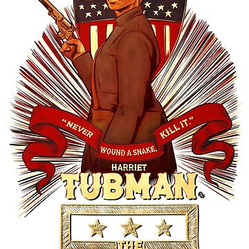 The Dollop - Harriet Tubman by MrFoz