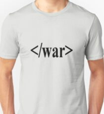 End War - Fun T-shirt Unisex T-Shirt
