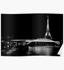 Paris scenic Poster