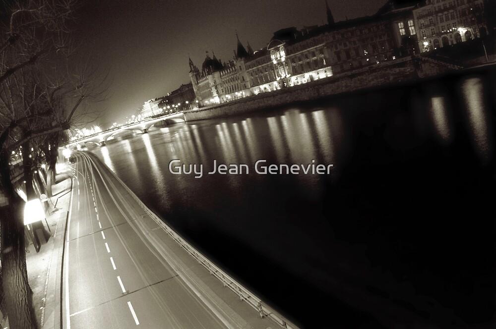 Paris scenic 2 by Guy Jean Genevier