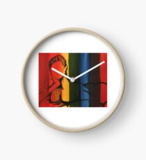 Female Figure Clock
