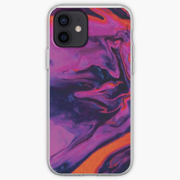 Ink Pattern iPhone Soft Case