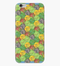 Settling Down iPhone Case