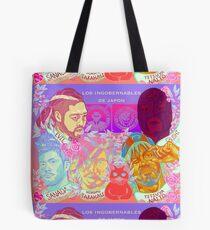 los ingobernables de japon Poster Tote Bag