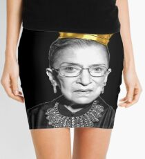 The Notorious Ruth Bader Ginsburg (RBG) Mini Skirt