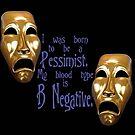 A Born Pessimist by Kestrelle