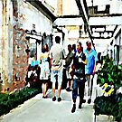 Street Scene No. 3 by rootcompass
