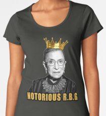 The Notorious Ruth Bader Ginsburg (RBG) Women's Premium T-Shirt