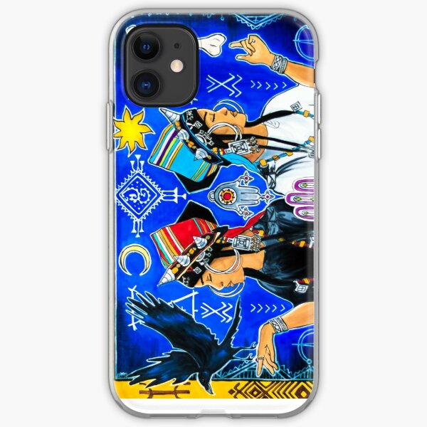 Moroccan Folktale iPhone Soft Case