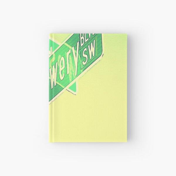 The Corner No. 4 Hardcover Journal