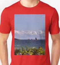 View from Mackinac Island Unisex T-Shirt