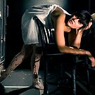 ballet chair dance  by katie bruce