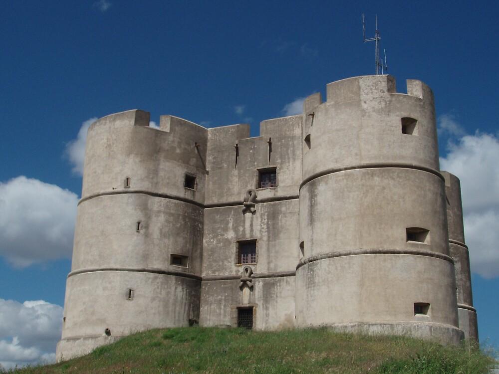 Evoramonte, the Castle by presbi