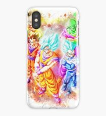 Dragon Ball Super iPhone Case/Skin