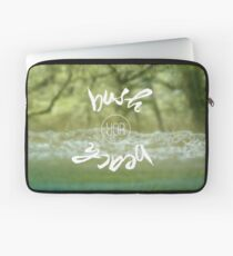 Bush or Beach Destination Laptop Sleeve