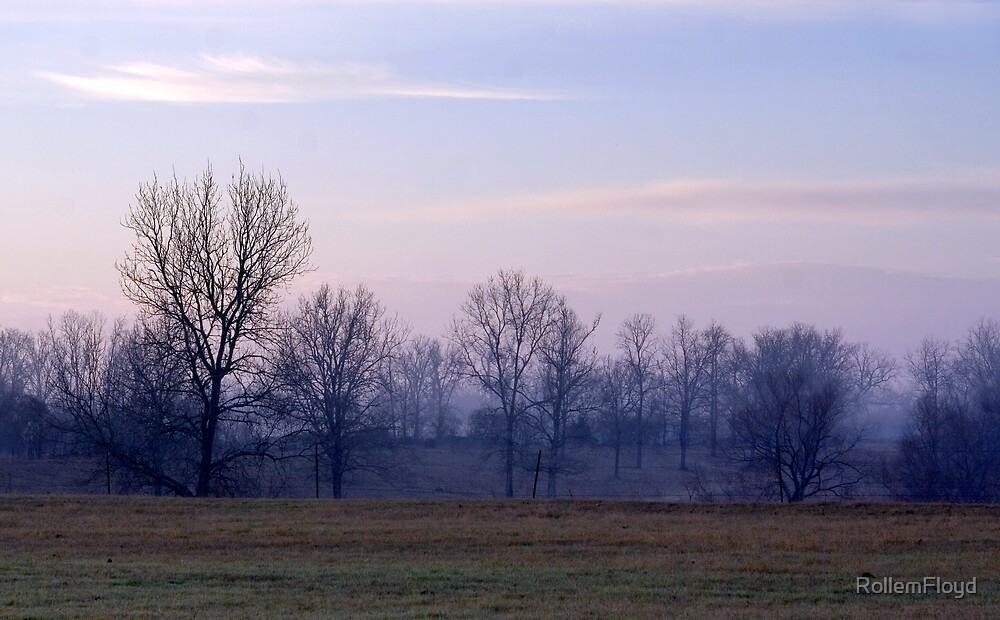 Hills and Trees by RollemFloyd
