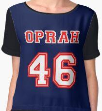 Oprah 2020 - Oprah 46 Chiffon Top