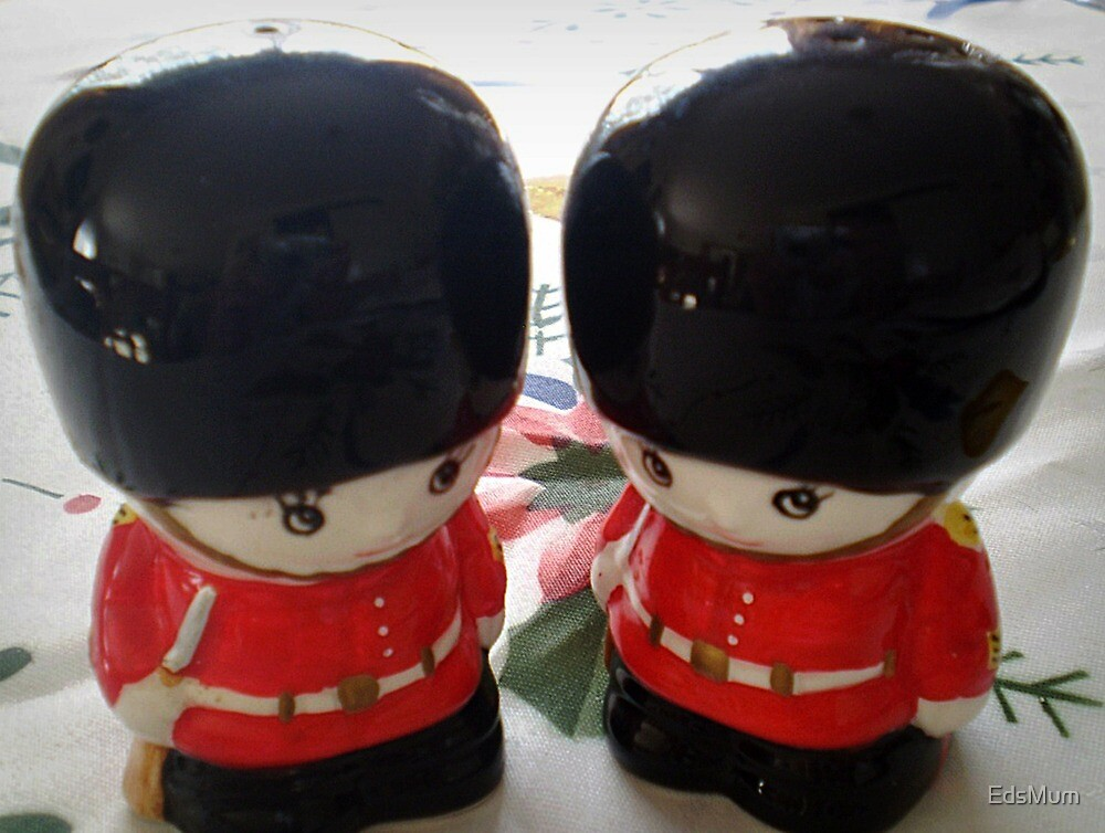 *Salt & Pepper Shakers by EdsMum