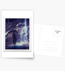 Vernal Falls Postcards