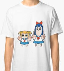 Pop team epic Classic T-Shirt