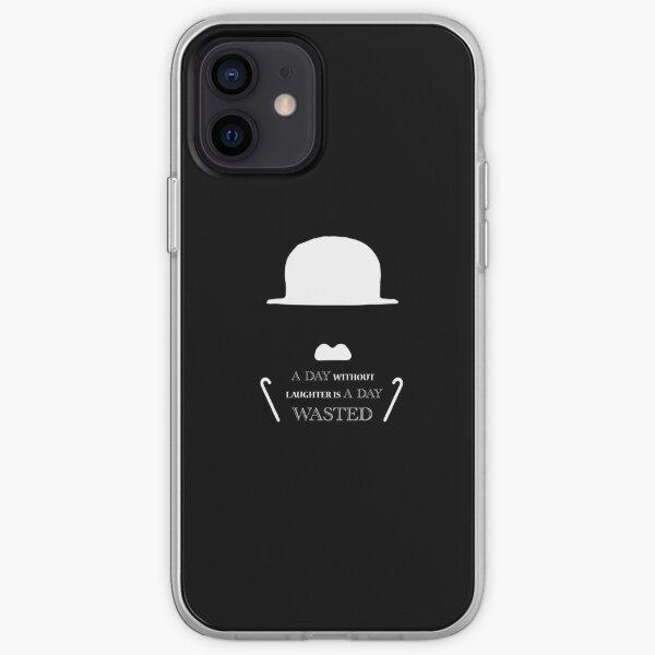 CHARLIE CHAPLIN Funda blanda para iPhone