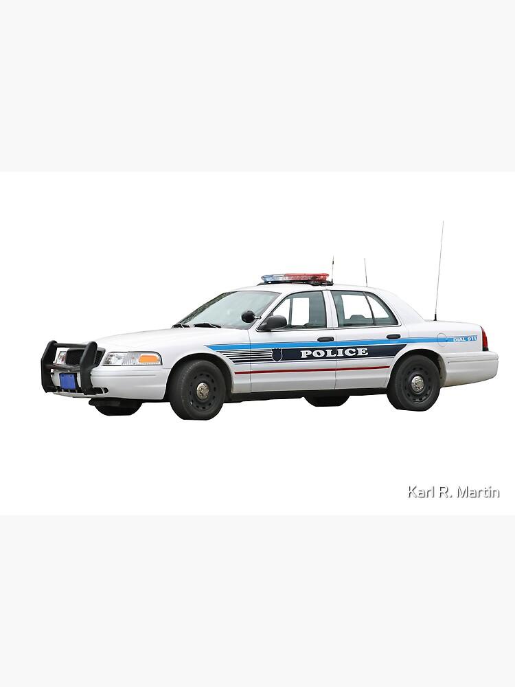 Police Car by SirEagle