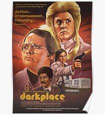 Garth marenghi Dark Place Poster  Poster