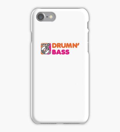 DrummN' Bass iPhone Case/Skin