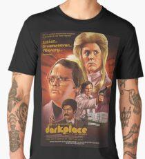 Garth marenghi Dark Place Poster  Men's Premium T-Shirt