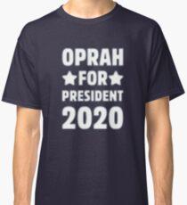 Oprah For President STAR Classic T-Shirt