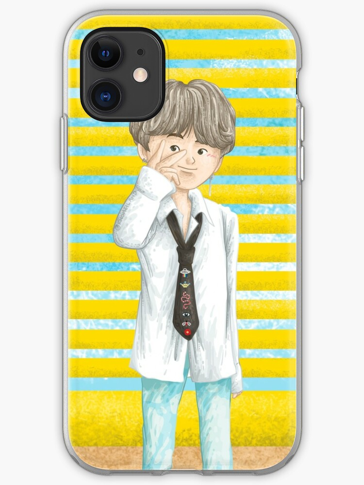 DNA Taehyung iphone case