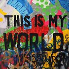 This is my world  by Masaharu Hayataki