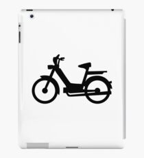 Moped iPad Case/Skin