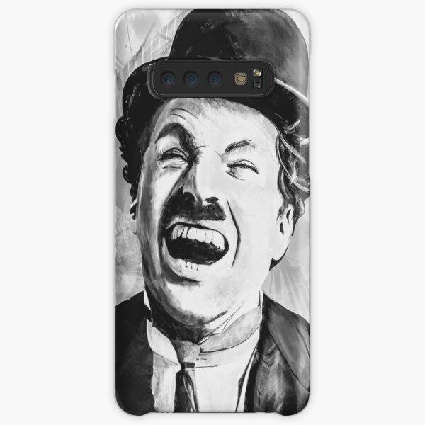 Charles Spencer «Charlie» Chaplin Funda rígida para Samsung Galaxy