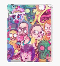 Rick and Morty Doodle iPad Case/Skin